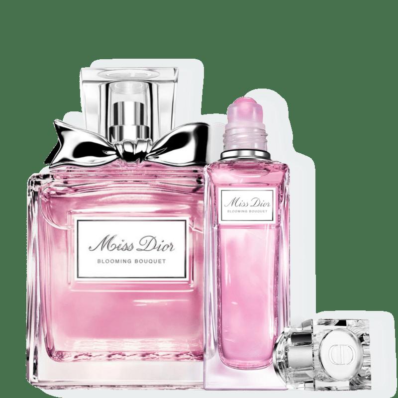 Conjunto Miss DIOR Blooming Bouquet Small Dior Feminino - Eau de Toilette 30ml + Eau de Toilette 20ml