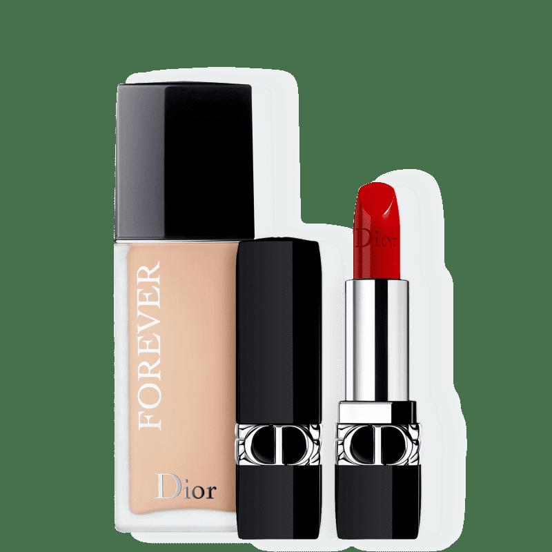 Kit Dior Make Impecável (2 Produtos)