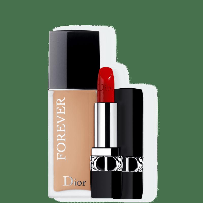 Kit Dior Make Natural (2 Produtos)