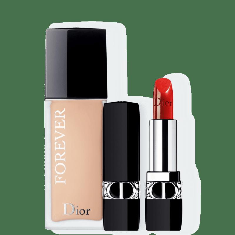 Kit Dior Make Confortável (2 Produtos)