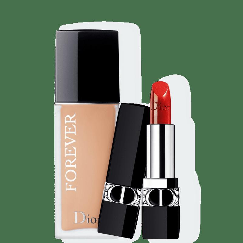 Kit Dior Make Romântica (2 Produtos)