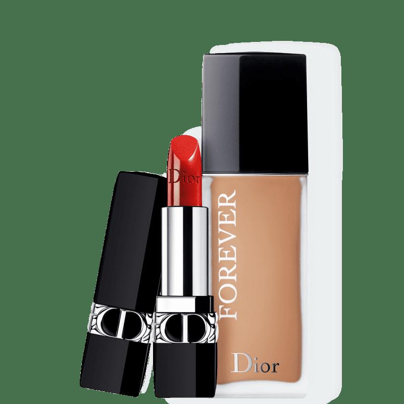 Kit Dior Make Prática (2 Produtos)