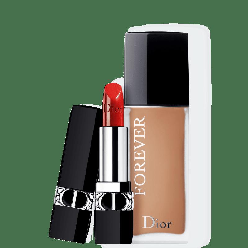 Kit Dior Make Suave (2 Produtos)