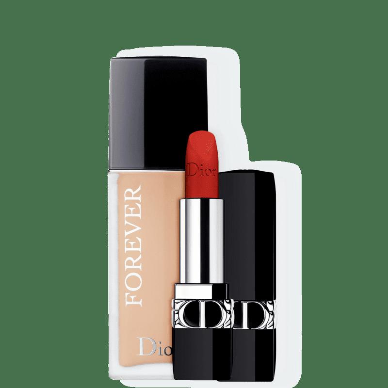 Kit Dior Make Matte (2 Produtos)