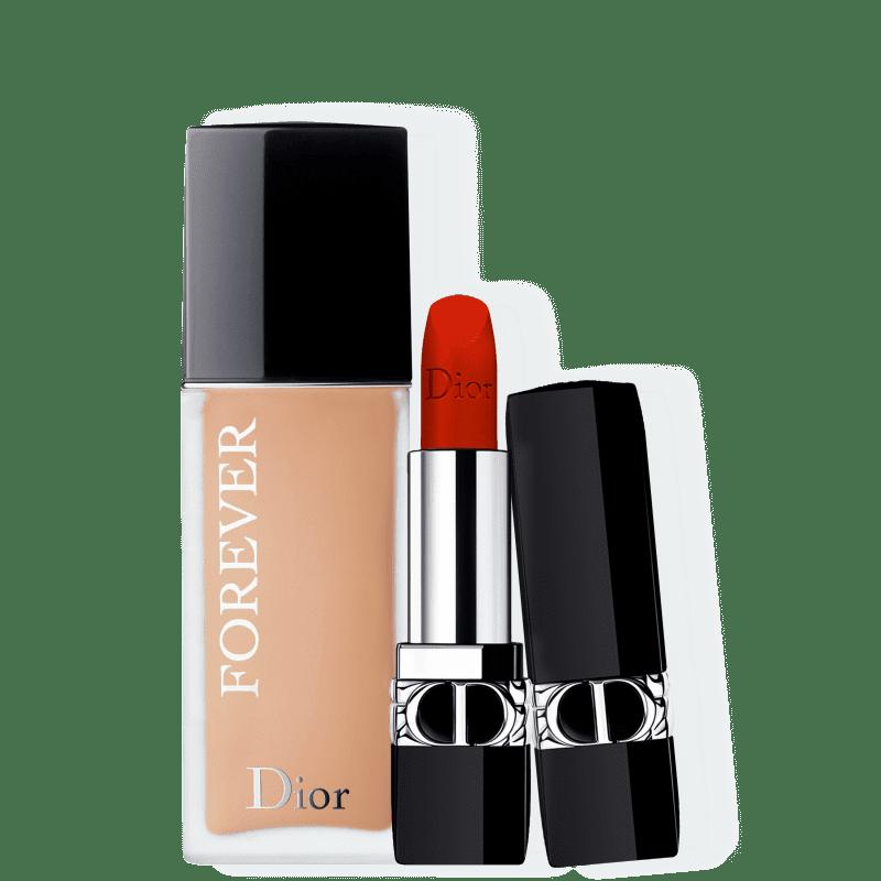 Kit Dior Elegância (2 Produtos)