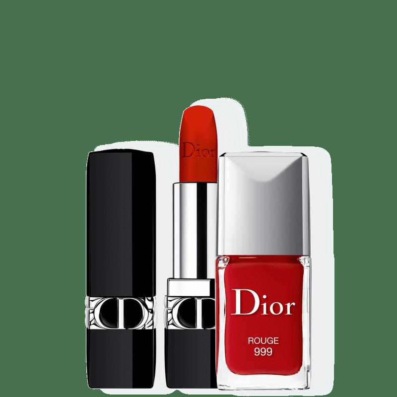 Kit Dior Cores Vibrantes (2 Produtos)
