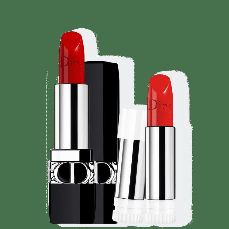 Kit Dior Labial Refil #01 (2 produtos)