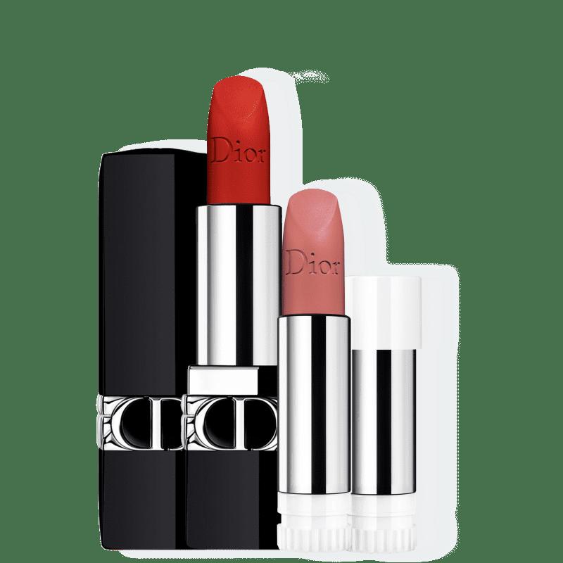 Kit Dior Labial Refil #03 (2 Produtos)