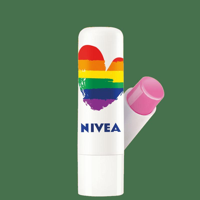 NIVEA Soft Rosé - Hidratante Labial 4,8g