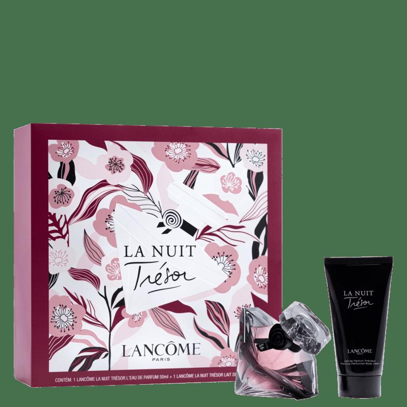 Conjunto Lancôme La Nuit Trésor - Eau de Parfum 50ml + Loção Corporal 50ml
