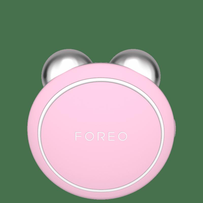 Aparelho Massageador Facial FOREO BEAR Mini Pearl Pink