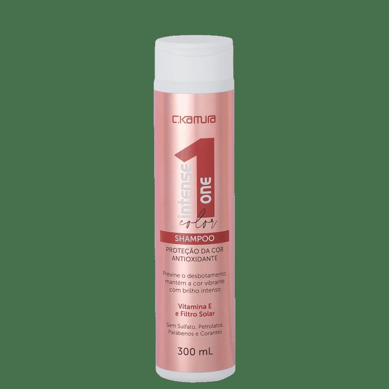 C.Kamura Intense One Color Proteção da Cor - Shampoo 300ml