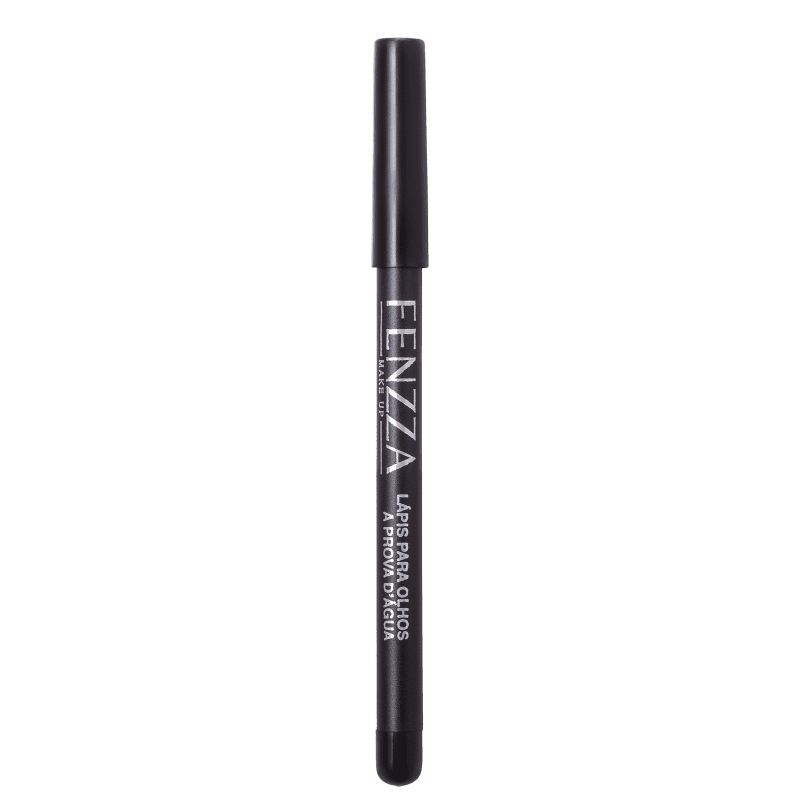 Fenzza Make Up Preto - Lápis Delineador 1,4g