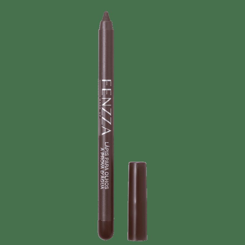 Fenzza Make Up Marrom - Lápis Delineador 1,4g