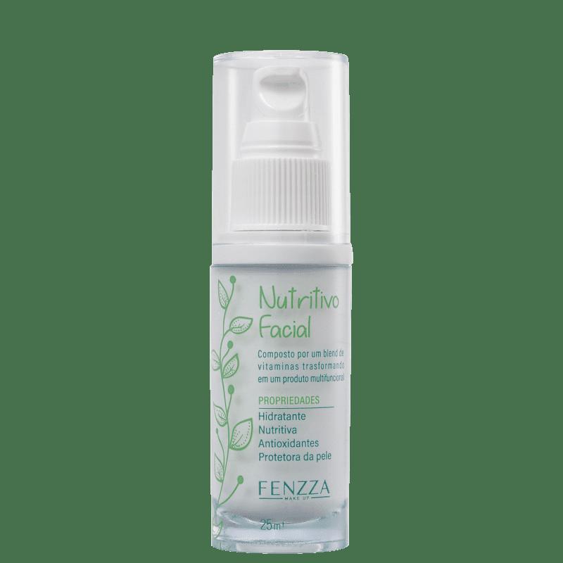 Fenzza Make Up Nutritivo - Hidratante Facial 25ml