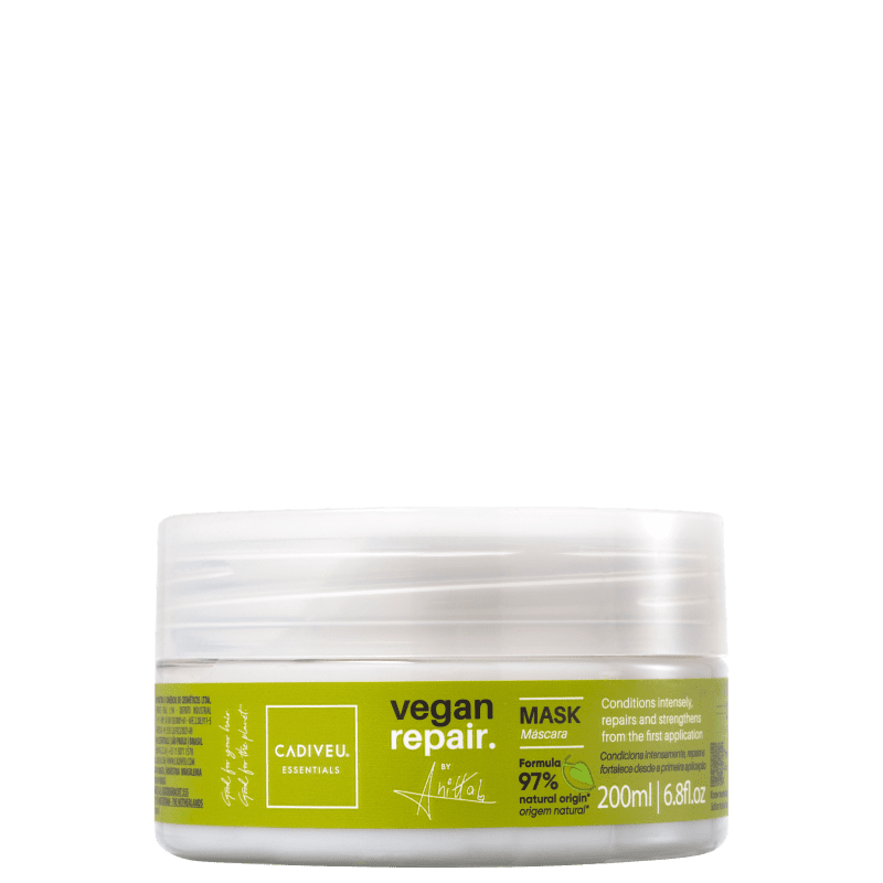 Cadiveu Professional Essentials Vegan Repair by Anitta - Máscara Capilar 200ml