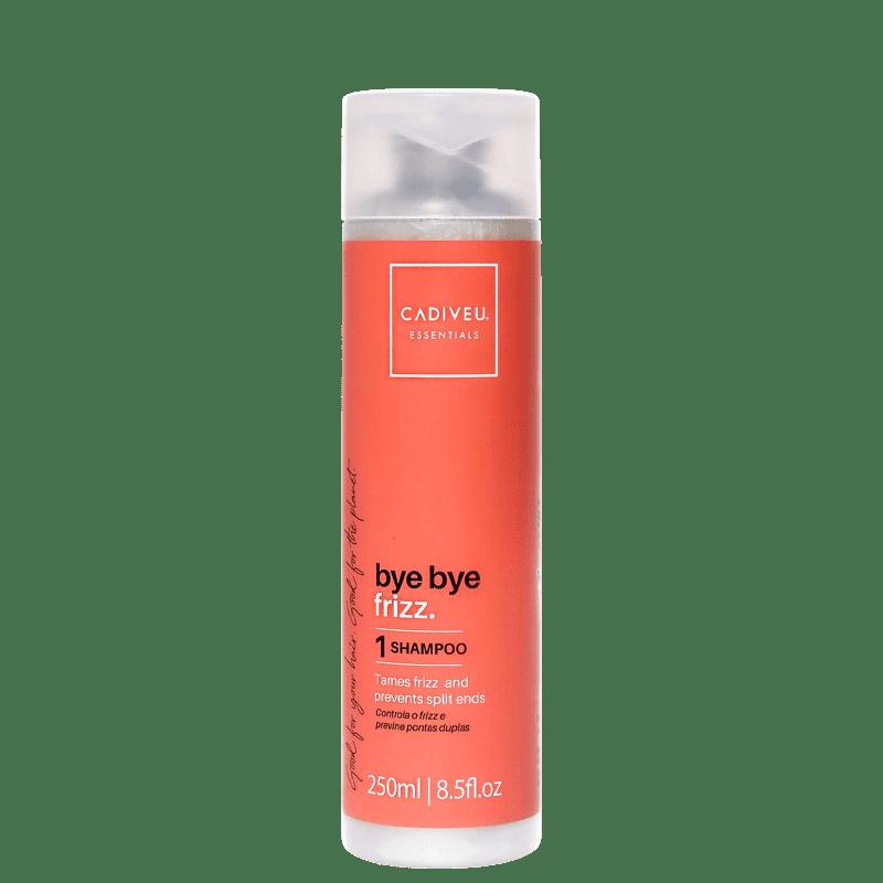 Cadiveu Professional Essentials Bye Bye Frizz Shampoo - Shampoo 250ml