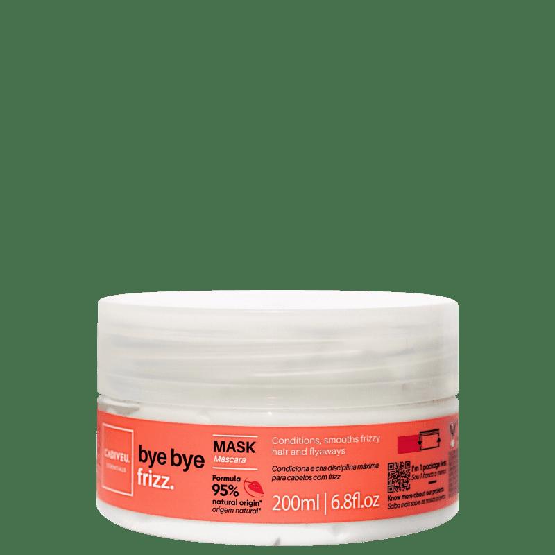 Cadiveu Professional Essentials Bye Bye Frizz Mask - Máscara Capilar Condicionadora 200ml