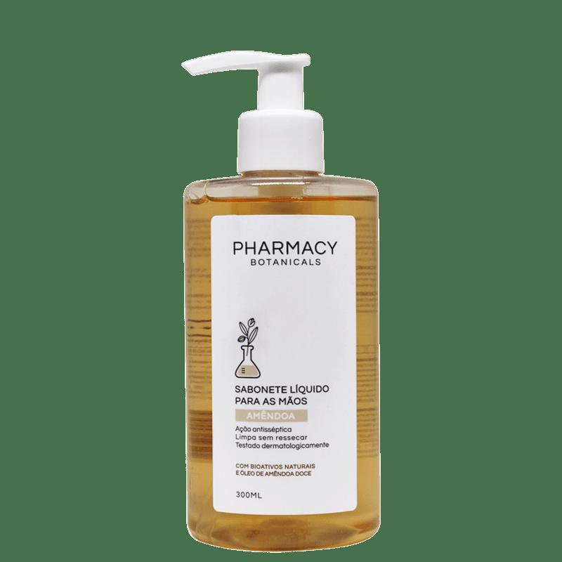 Pharmacy Botanicals Amêndoas - Sabonete Líquido para as Mãos 300ml