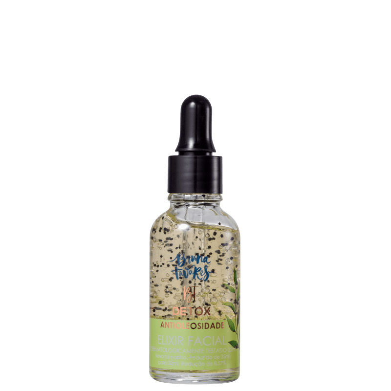 Bruna Tavares BT Detox Anti-oleosidade - Elixir Facial 32ml
