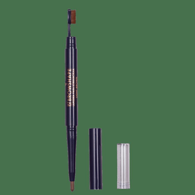 Bruna Tavares BT Browshape Light Brown - Lápis para Sobrancelha 0,25g