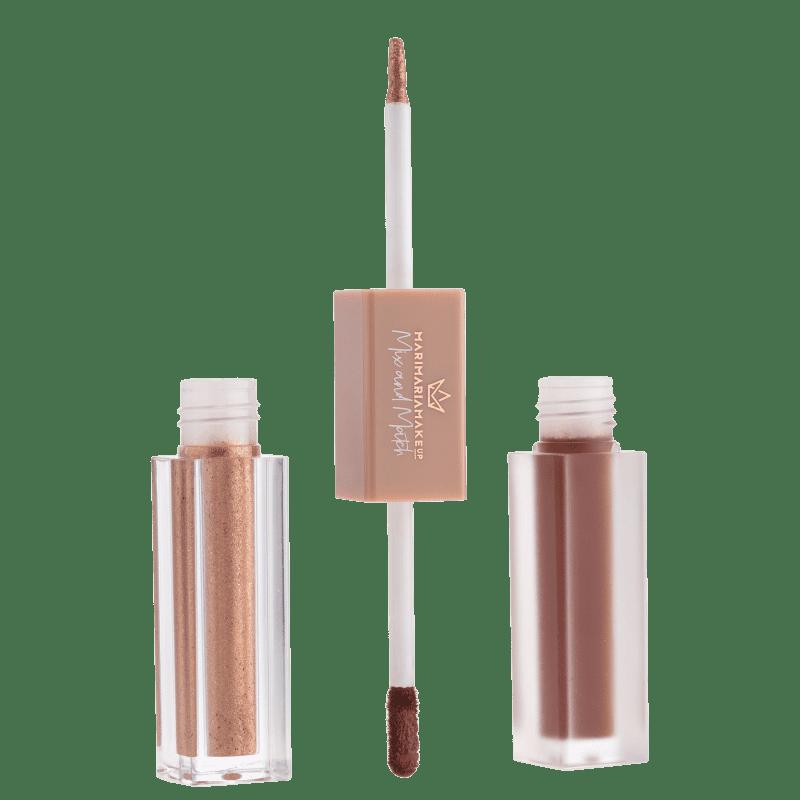 Mari Maria Makeup Mix and Match Duo Sparkles - Sombra Líquida 5ml