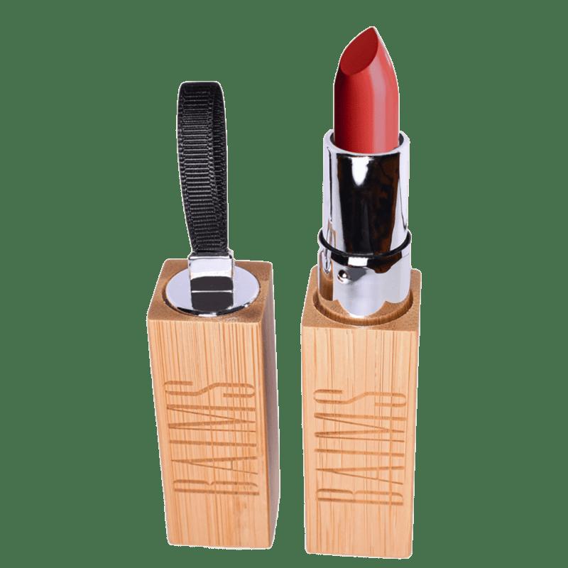 Baims 600 Red Jade - Batom Semi-Matte 4g