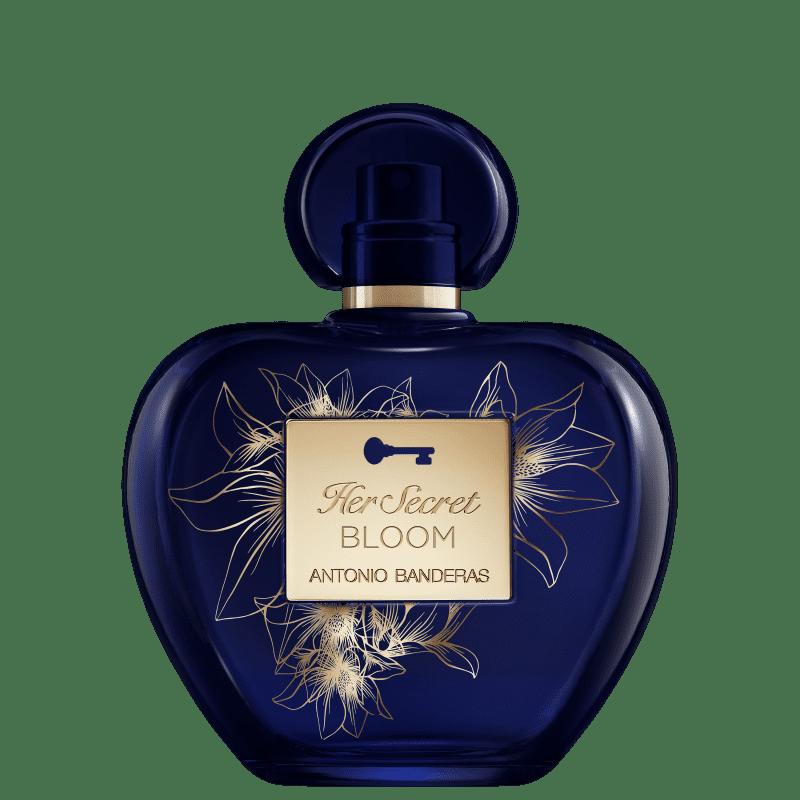 Her Secret Bloom Antonio Banderas Eau de Toilette - Perfume Feminino 80ml