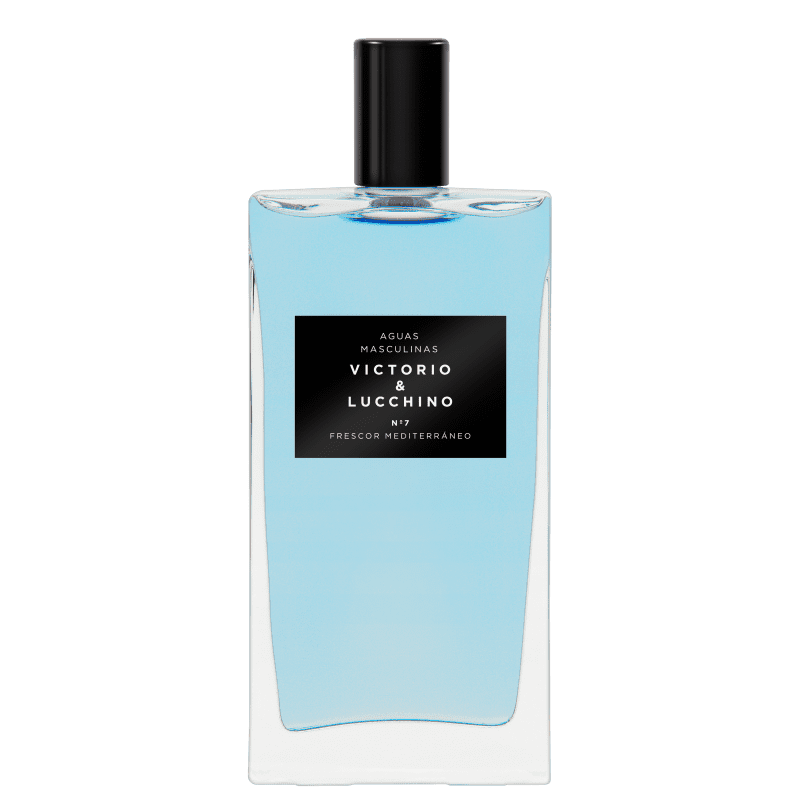 Nº 7 Frescor Mediterráneo Victorio & Lucchino Eau de Toilette - Perfume Masculino 150ml
