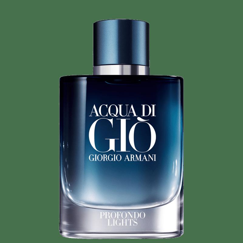 Acqua Di Giò Profondo Lights Giorgio Armani Eau de Parfum - Perfume Masculino 75ml