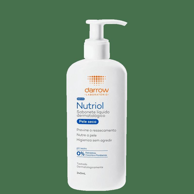 Darrow Nutriol - Sabonete Líquido 240ml