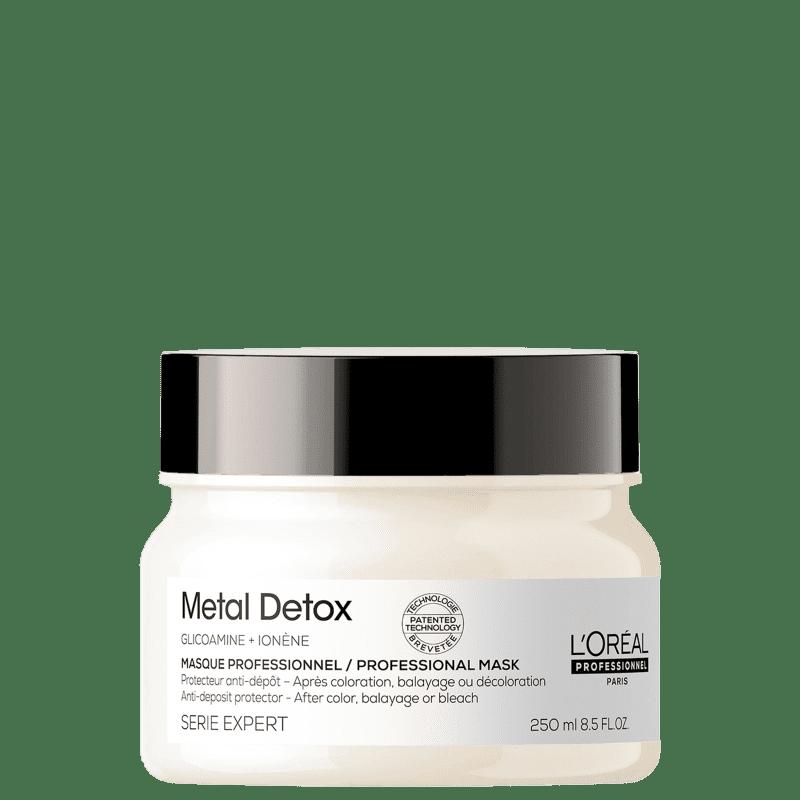 L'Oréal Professionnel Metal Detox - Máscara Capilar 250ml
