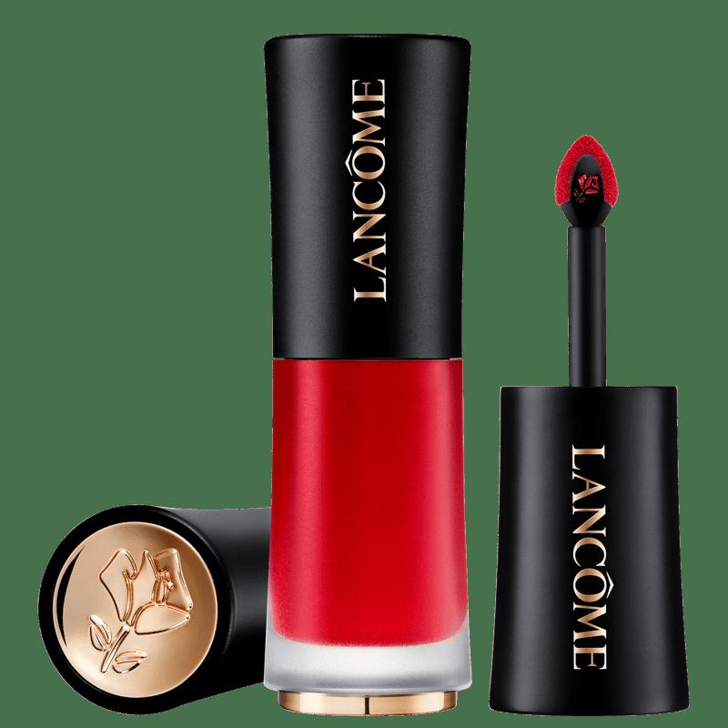 Lancôme L'Absolu Rouge Drama Ink 525 French Bisou - Batom Líquido 6ml