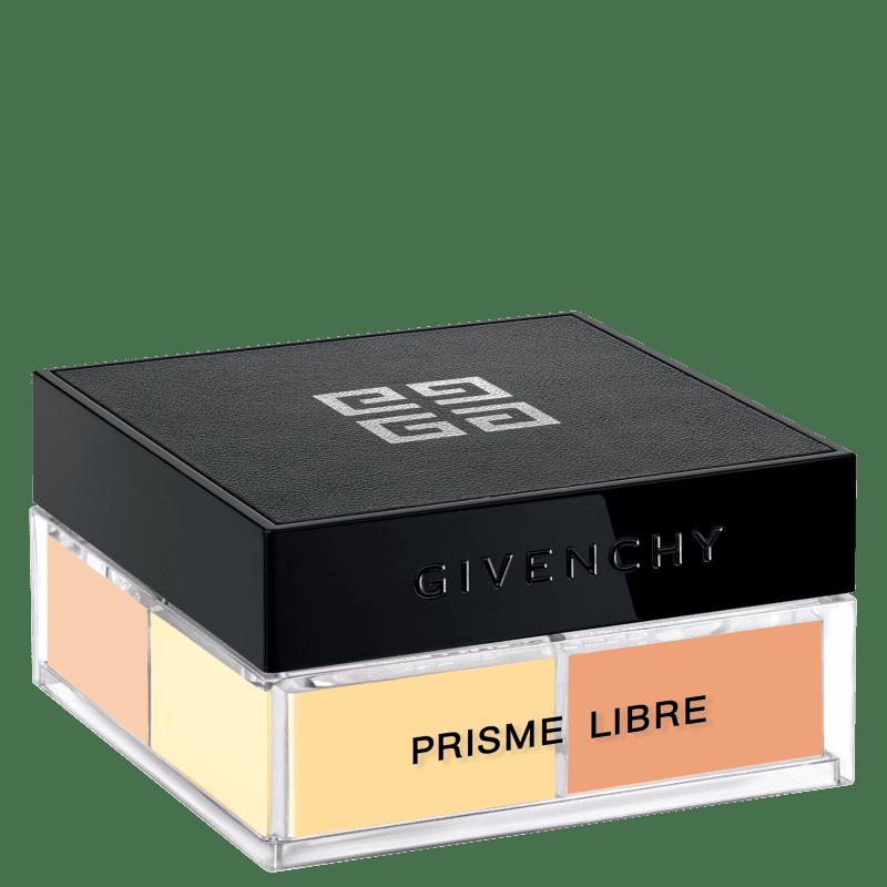 Givenchy Prisme Libre Loose Powder N°05 Popeline Mimosa - Pó Solto Translúcido 12g