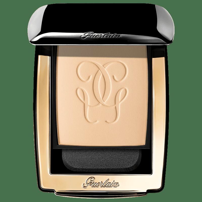 Base Compacta Guerlain Parure Gold 02 Beige Clair 10g