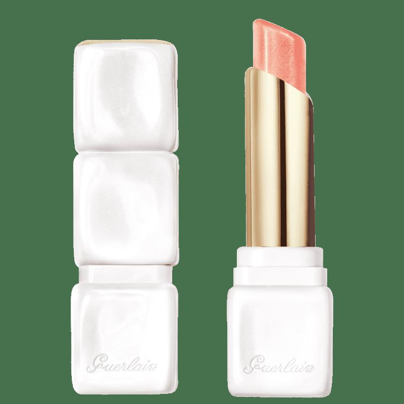 Bálsamo Labial Guerlain KissKiss Roselip R347 Peach Sunrise 3,5g