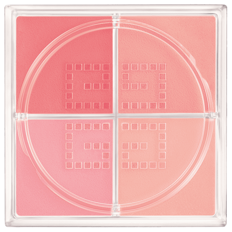 Givenchy Prisme Libre N02 Tafetá Rosé - Blush em Pó Solto 6g