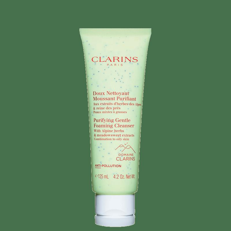 Clarins Purifying Gentle Foaming Cleanser Retail - Espuma de Limpeza Facial 150ml