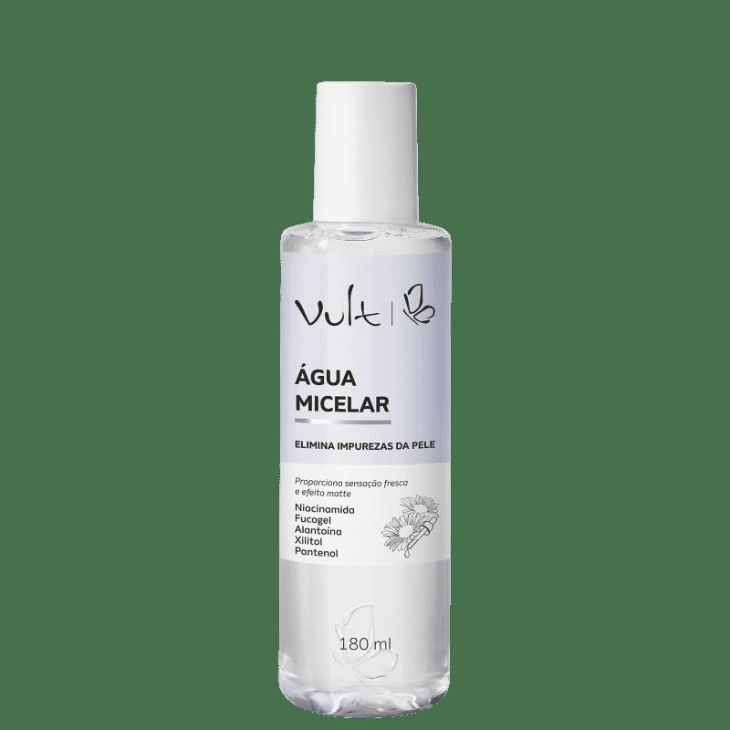 Vult Care - Água Micelar Facial 180ml