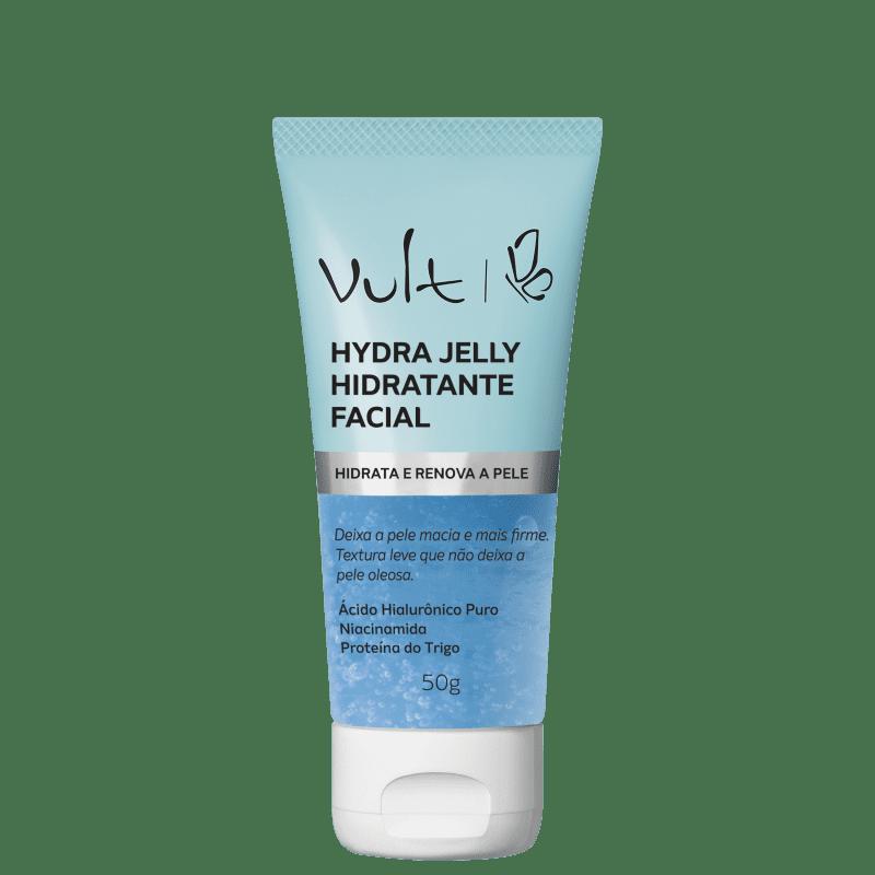 Vult Care Hydra Jelly - Hidratante Facial 50g