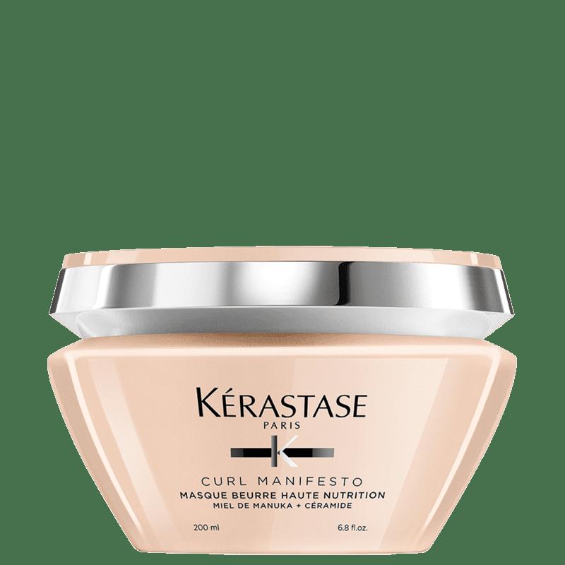 Kérastase Curl Manifesto Masque Beurre Haute Nutrition - Máscara Capilar 200ml
