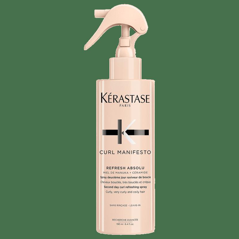 Kérastase Curl Manifesto Refresh Absolu - Spray Leave-In 190ml