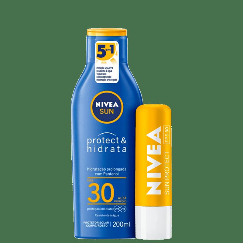 Kit NIVEA Sun Hidratação Prolongada    (2 Produtos)