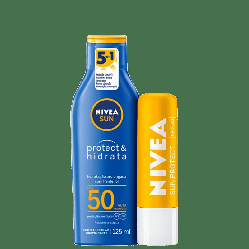Kit NIVEA Sun Protect Intense (2 Produtos)