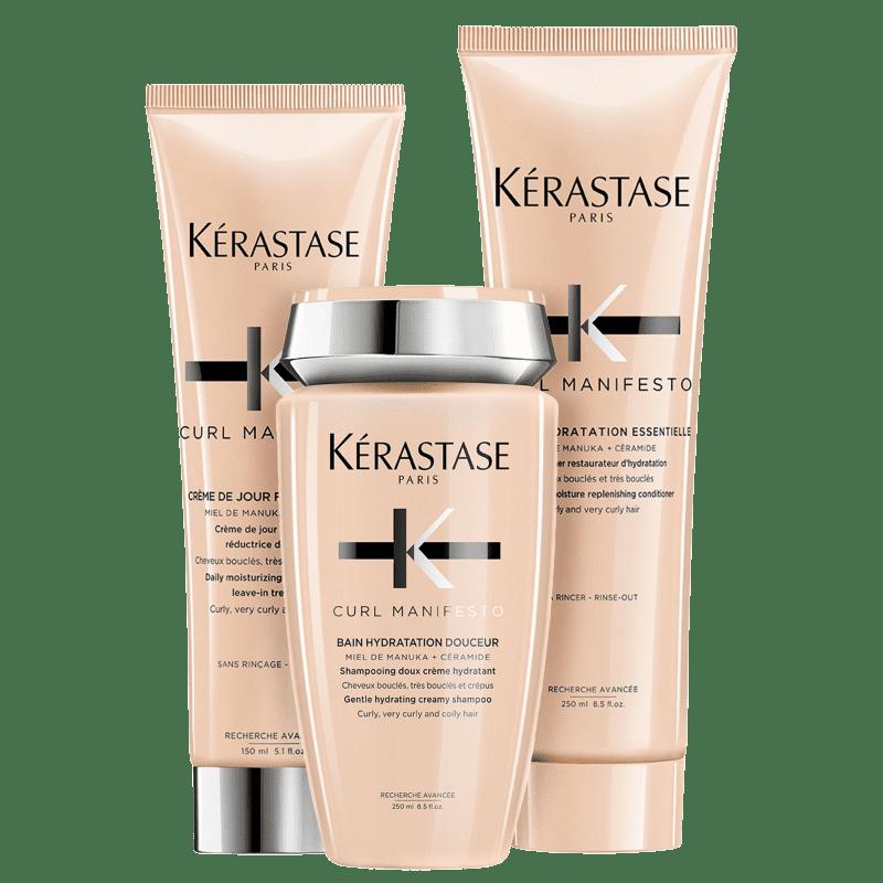 Kit Kérastase Curl Manifesto Fondamentale (3 Produtos)
