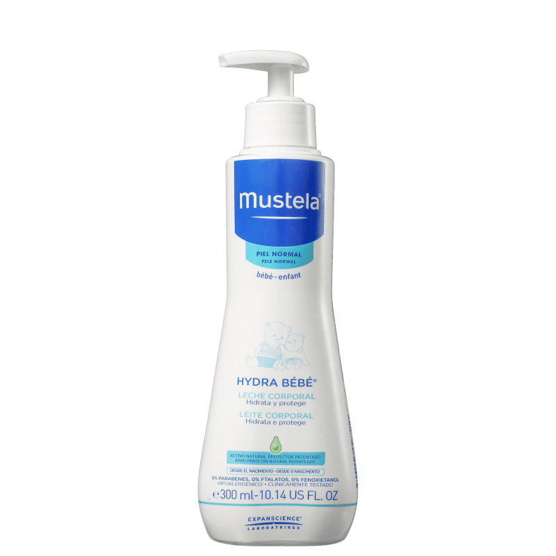 Mustela Bébé Hydra - Loção Hidratante Corporal 300ml