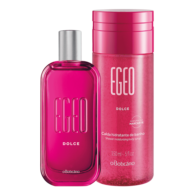 Combo Egeo Dolce: desodorante Colônia + Calda Hidratante