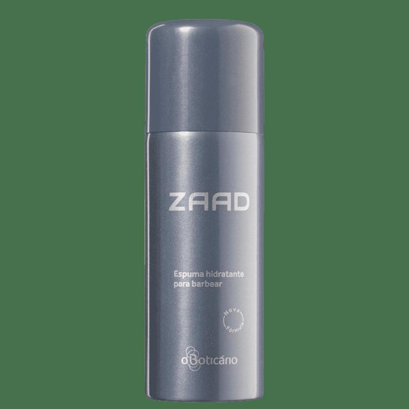 Espuma Hidratante para Barbear Zaad, 200ml