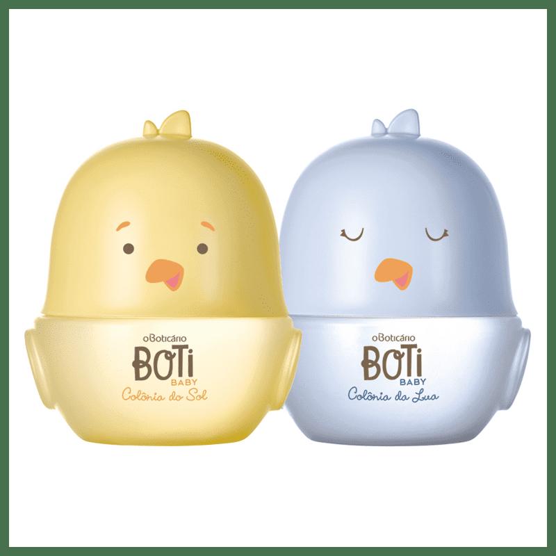 Combo Boti Baby Colônia: Sol 100ml + Lua 100ml