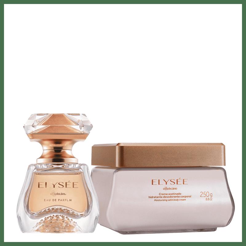 Combo Elysée: Eau de Parfum 50ml + Creme Acetinado 250ml